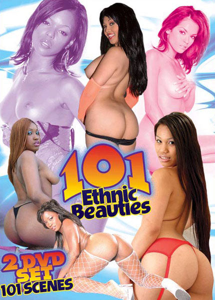 101 Ethic Beauties - Video Team 2 Sealed DVD Set