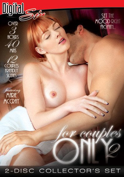 For Couples Only #2 - 5 Hours Digital Sin - 2 Sealed DVD Set