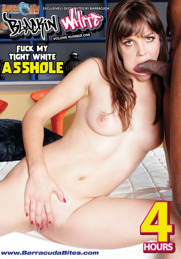 Fuck My Tight Asshole - 4 Hour Interracial Adult DVD in Sleeve