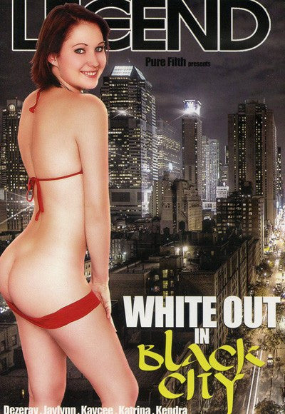 White Out in Black City - Legend DVD