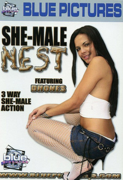She-Male Nest - DVD