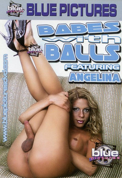Babes with Balls - Shemale - DVD