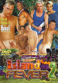 Island Fever #2 - Gay DVD
