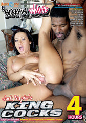 Jack Napiers King Cocks- 4 Hour Interracial Adult DVD