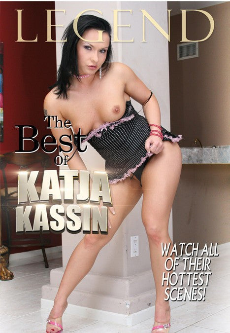 The Best of Katja Kassin - Legend 2016 DVD In Sleeve
