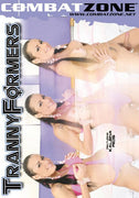Tranny Formers - Combat Zone . Transsexual DVD in Sleeve
