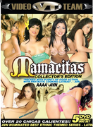 Mamcitas #1 - #5 Fusxion Collectors Edition 5 DVD  New Sealed Set