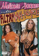 Melanie Jagger Filthy Whore DVD In Sleeve