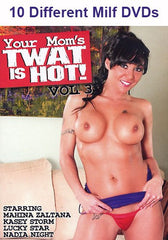 10 Different All Milf Hot Mom DVDs (Value Pack) - QuickDVDdelivery