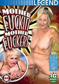 Mother Fucking Mother Fuckers 16 HOUR - 4 New Sealed Sealed DVDs