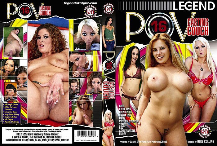 10 Different POV Point of View DVDs (Value Pack)