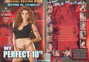 My Perfect 10s - JKP Sealed DVD
