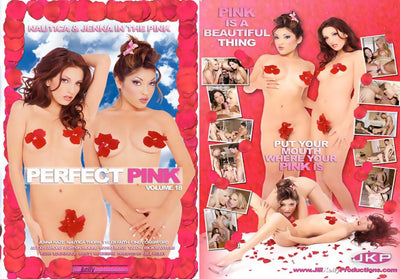 Perfect Pink #18 (jenna haze)  - Jilly Kelly Sealed DVD