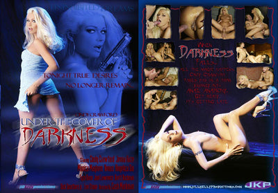 Under The Cover of Darkness (anal) JKP ealed DVD