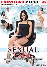 Sexual Rehab - Combat Zone DVD