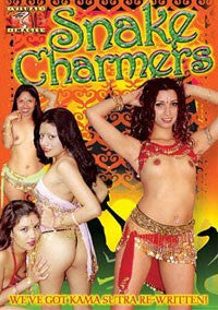 Snake Charmers - Indian Women DVD In Sleeve