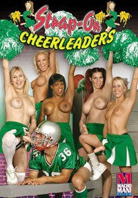 Strap On Cheerleaders DVD