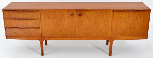 Mid-Century Modern Danish Teak Credenza by McIntosh Furniture, 1960s