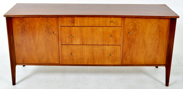 Original Mid-Century Modern Danish Teak Credenza by A. Younger Ltd, 1960s
