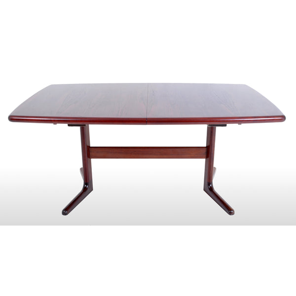 Mid-Century Modern Danish Rosewood Dining Table by Ib Kofod-Larsen, 1960s