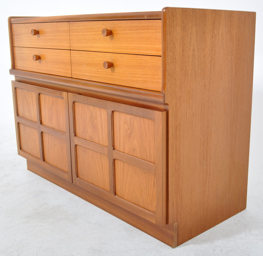 Mid-Century Modern Cabinet in Teak by Nathan, 1960s