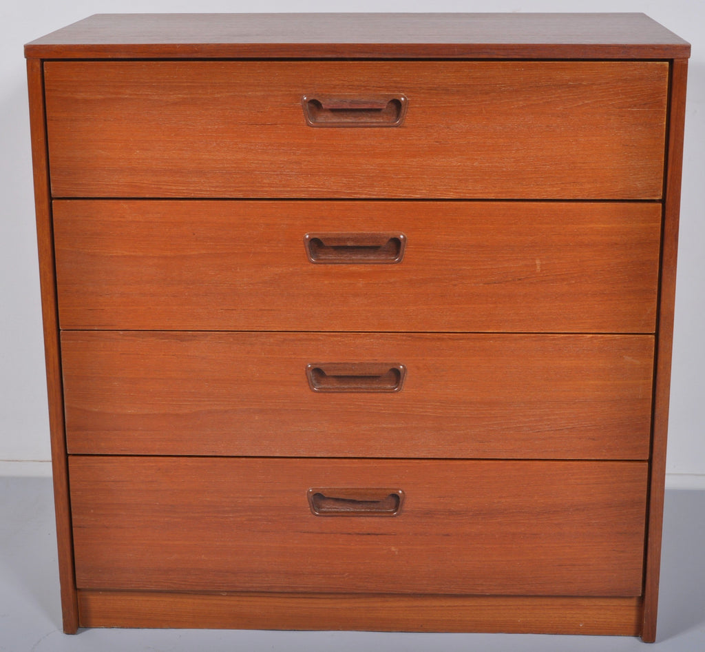 Mid-Century Modern Teak Chest of Drawers by G Plan, 1960s