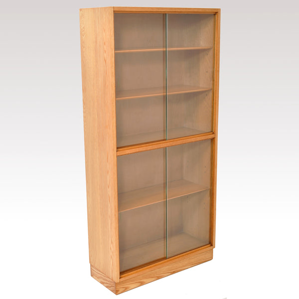 "Mid-Century Modern Danish Style Bookcase / Cabinet by Morris of Glasgow ""Cumbrae,"" circa 1958"