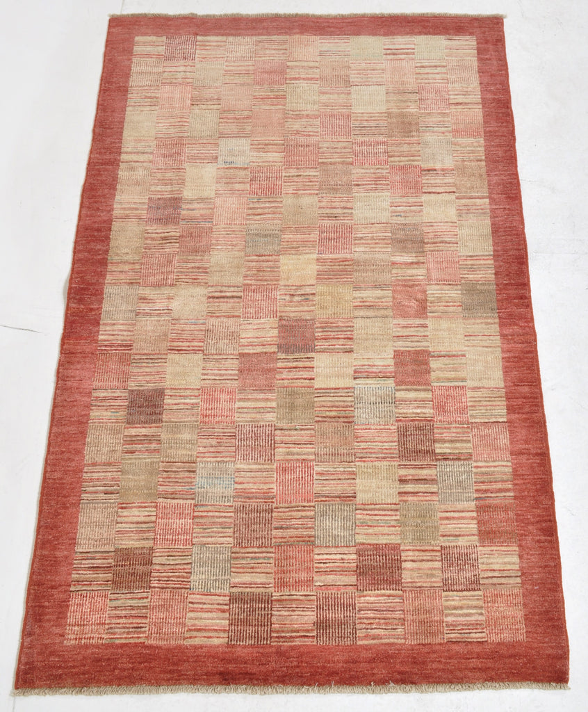 Persian Vegetable Dyed Gabbeh Rug