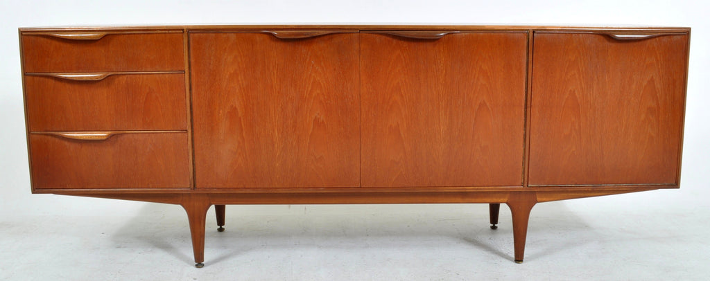 Mid-Century Modern Danish Style Teak Credenza by A. H. McIntosh & Co. LTD, 1960s