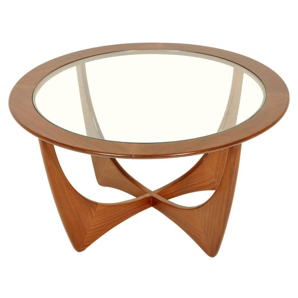 Mid-Century Modern Danish Teak 'Astro' Rocket Coffee Table by V.B. Wilkins for G Plan, 1960s