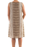 La Mouette Women's Plus Size Perfect Summer Dress