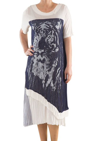 La Mouette Women's Plus Size Casual Summer Dress