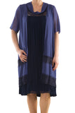La Mouette Women's Plus Size Romantic Dress