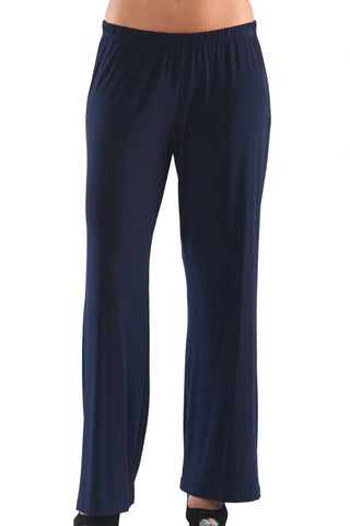 La Mouette Women's Plus Size Boot-Cut Pants for Everyday