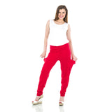 La Mouette Women`s Plus Size Relaxed Peg Trousers