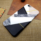 Ultrathin Stone Marble Texture Phone Cases