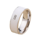 Stainless Steel Unisex Smart Ring