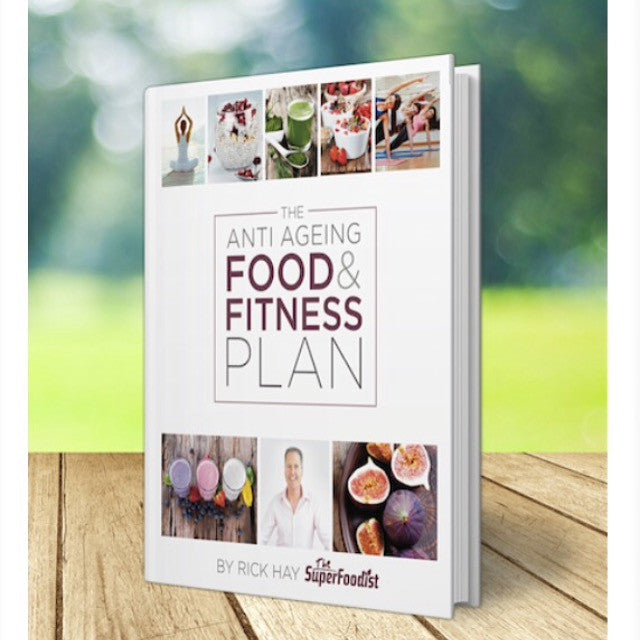 The Anti-Ageing Food & Fitness Plan Book