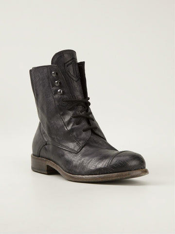 Just Daddy Low Boot Black