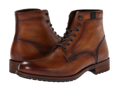 Just Daddy Low Boot Brown