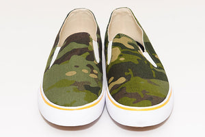 McnaIry Surplus Slip Canvas - Camo