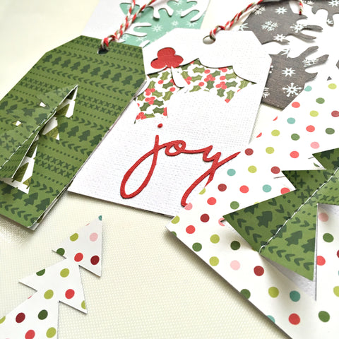 Christmas Tags by Heather Leopard