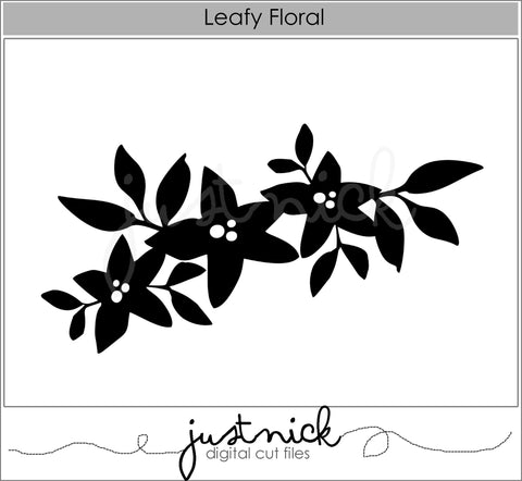 Leafy Floral
