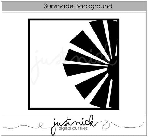 Sunshade background