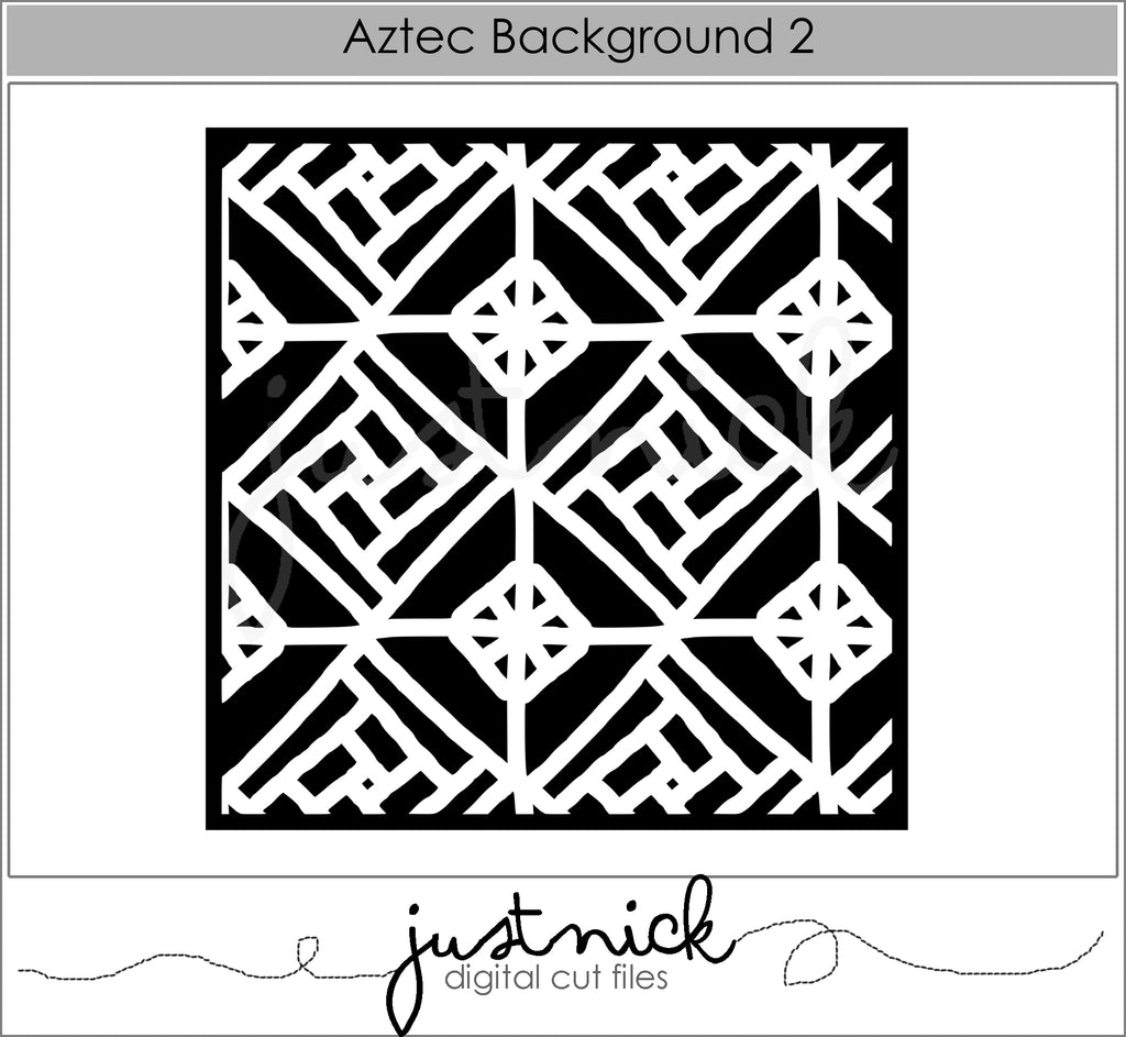 Aztec Background 2