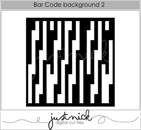 Bar Code Background 2