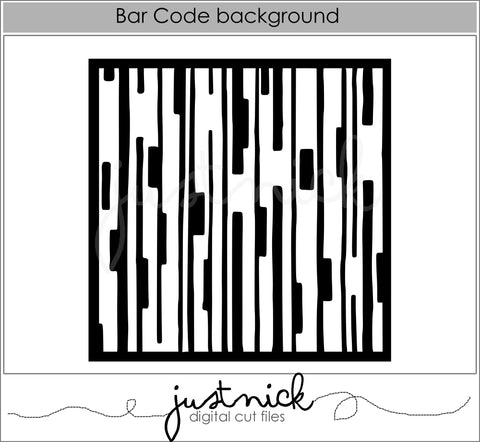 Bar Code Background