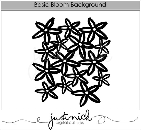 Basic Bloom Background