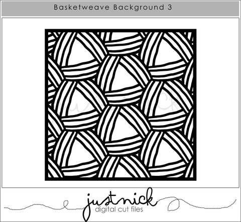 Basketweave Background 3