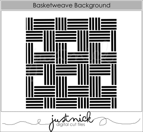 Basketweave Background
